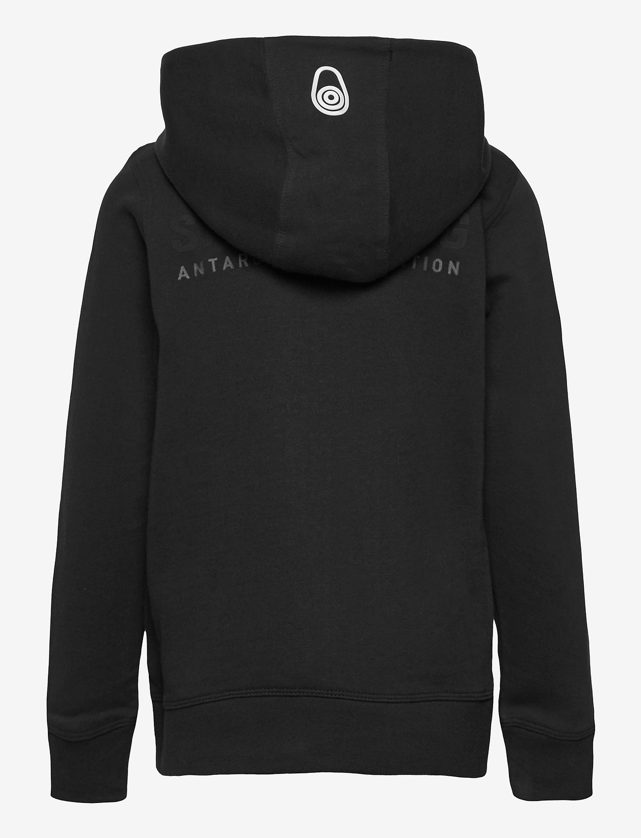 Sail Racing Kids - JR ANTARCTICA ZIP HOOD - hoodies - carbon - 1