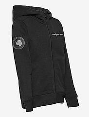 Sail Racing Kids - JR ANTARCTICA ZIP HOOD - hoodies - carbon - 2