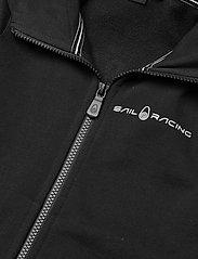 Sail Racing Kids - JR ANTARCTICA ZIP HOOD - hoodies - carbon - 3