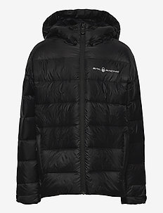 JR GRAVITY DOWN JACKET - boblejakker og fôrede jakker - carbon