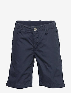 JR BOWMAN LIGHT SHORTS - shorts - navy
