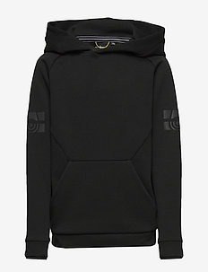 JR TECH HOOD - hoodies - carbon