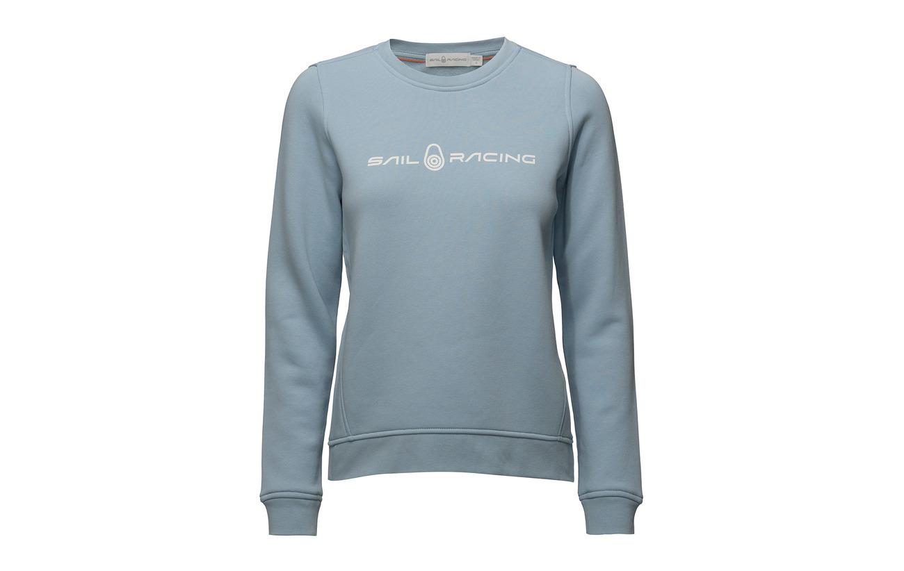Coton Racing Gale Polyester 20 Sweater 80 Powder W Sail Blue xwBq7RFHH