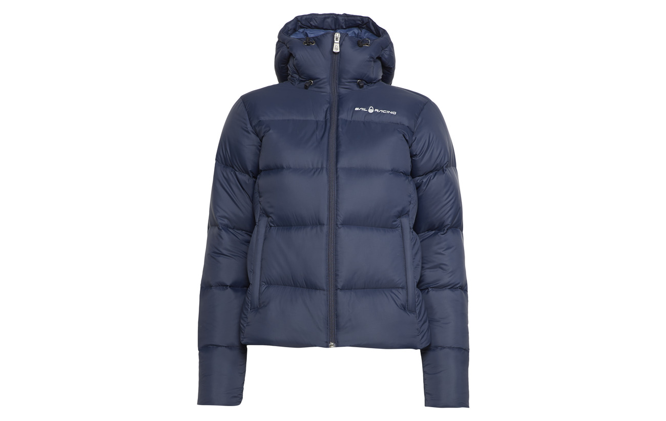 Sail Nylon Gravity Jacket Woven Racing Navy W Down 100 aA6Pqafw