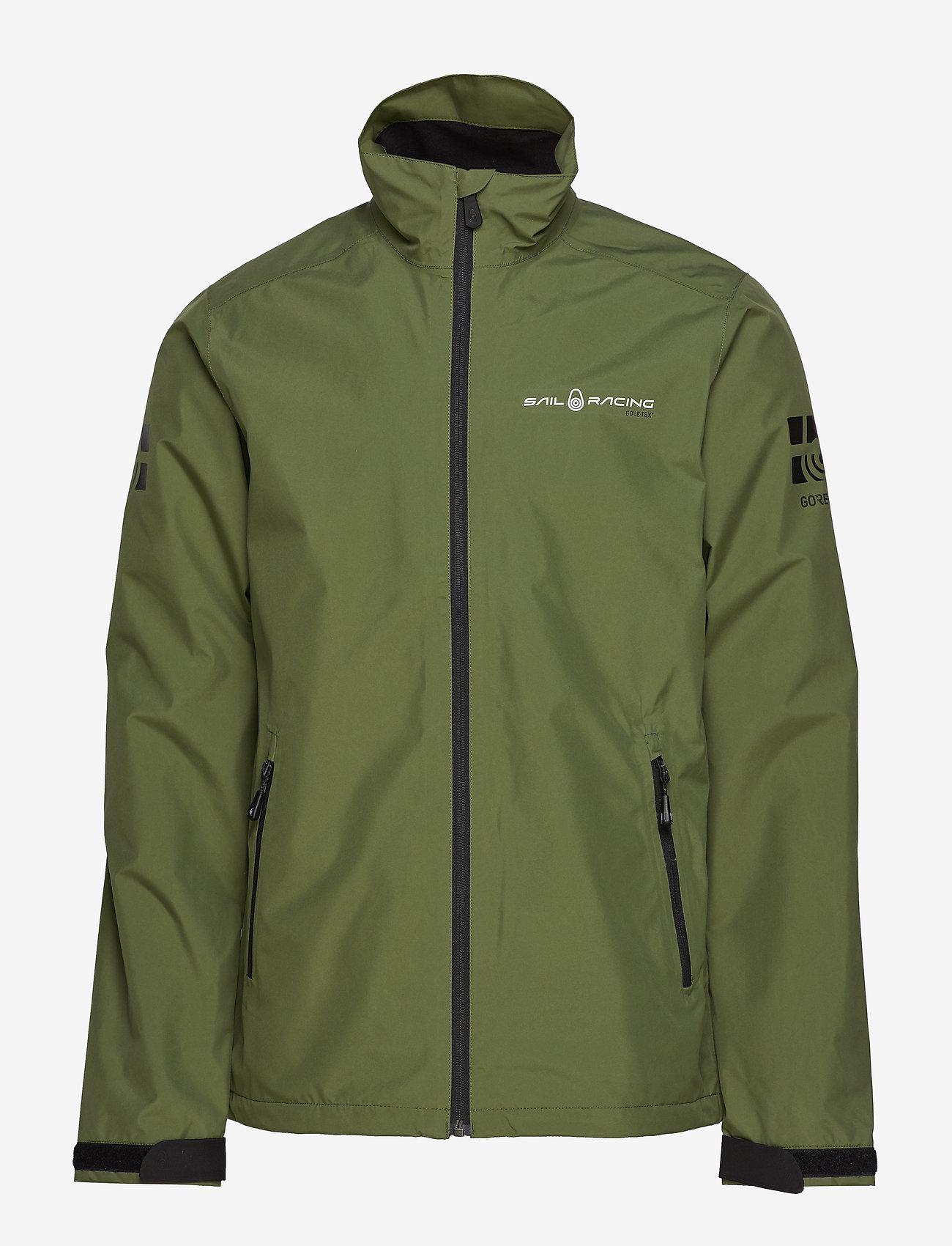 Sail Racing - GORE TEX LINK JACKET - sports jackets - modern green