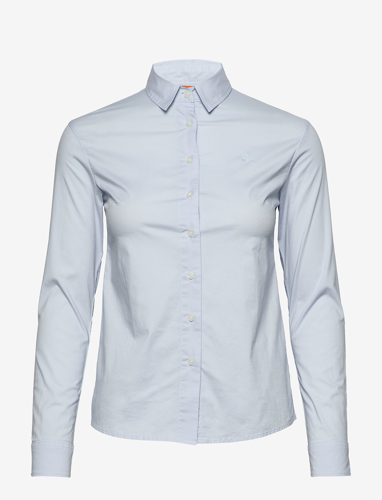 Sail Racing - W GALE SHIRT - long-sleeved shirts - light blue - 0