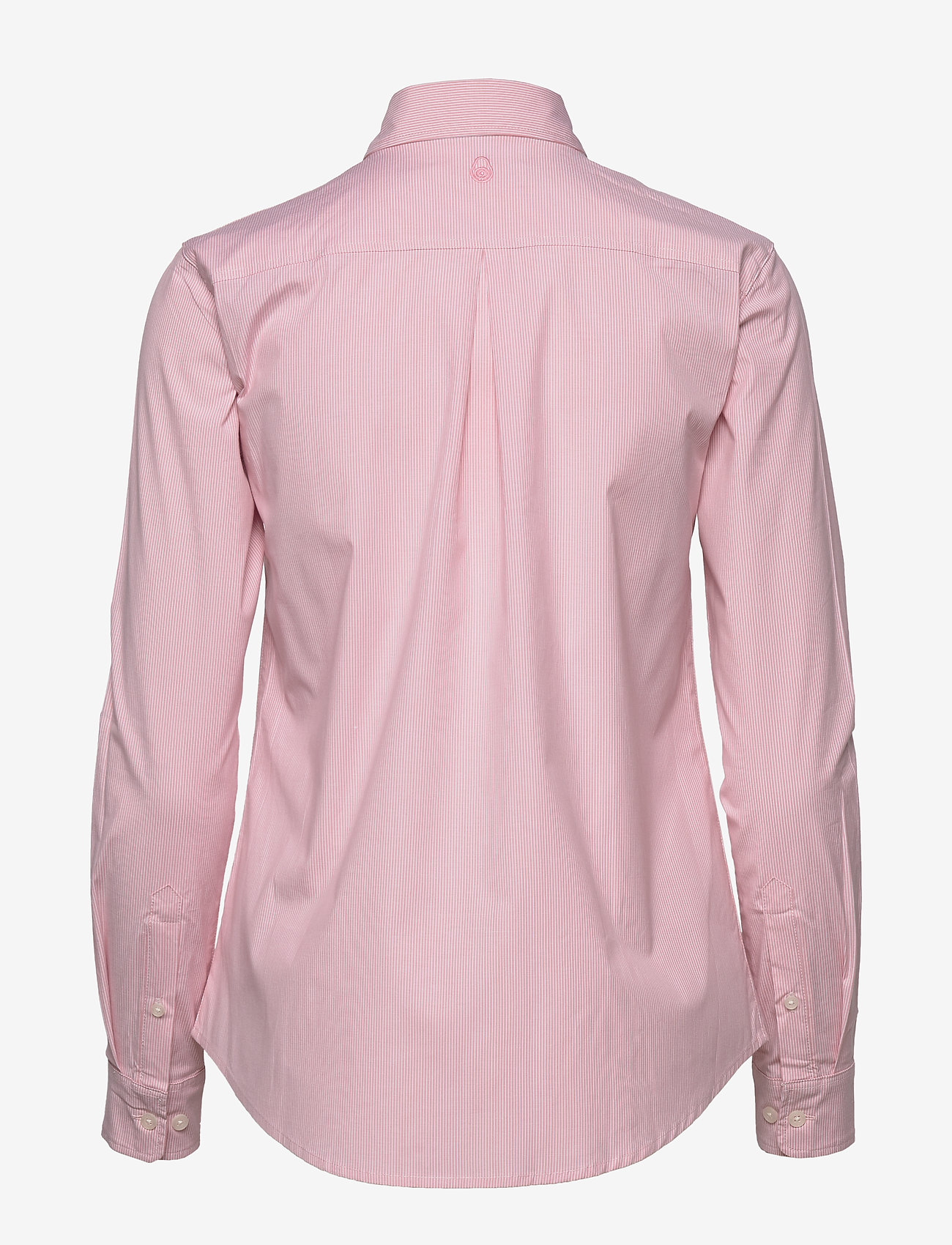 Sail Racing - W GALE STRIPED SHIRT - long-sleeved shirts - light pink - 1