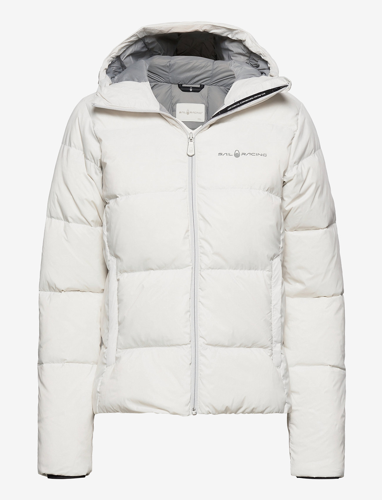 Sail Racing - W GRAVITY DOWN JACKET - sports jackets - spraywhite - 0