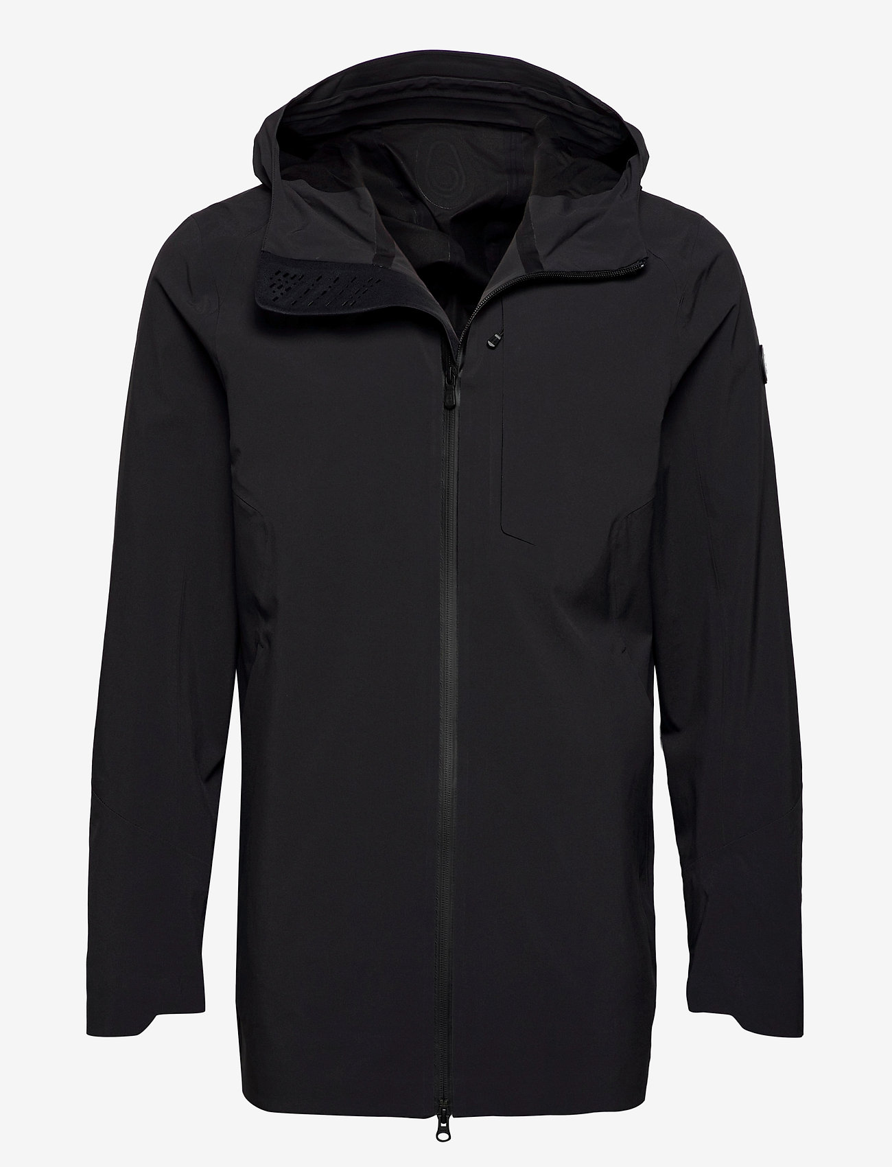Sail Racing - RACE PARKA - parkas - phantom grey - 0