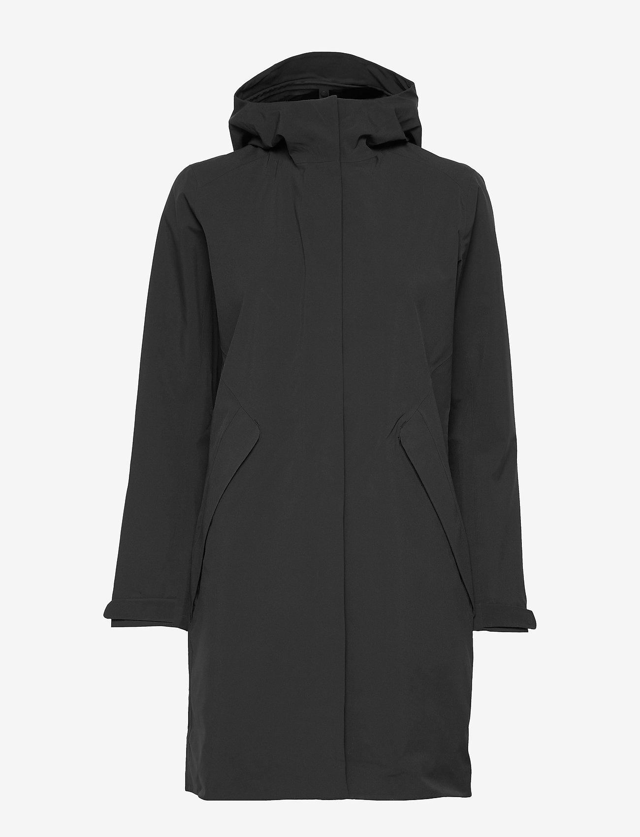 Sail Racing - W LINK COAT - parka coats - phantom grey - 0