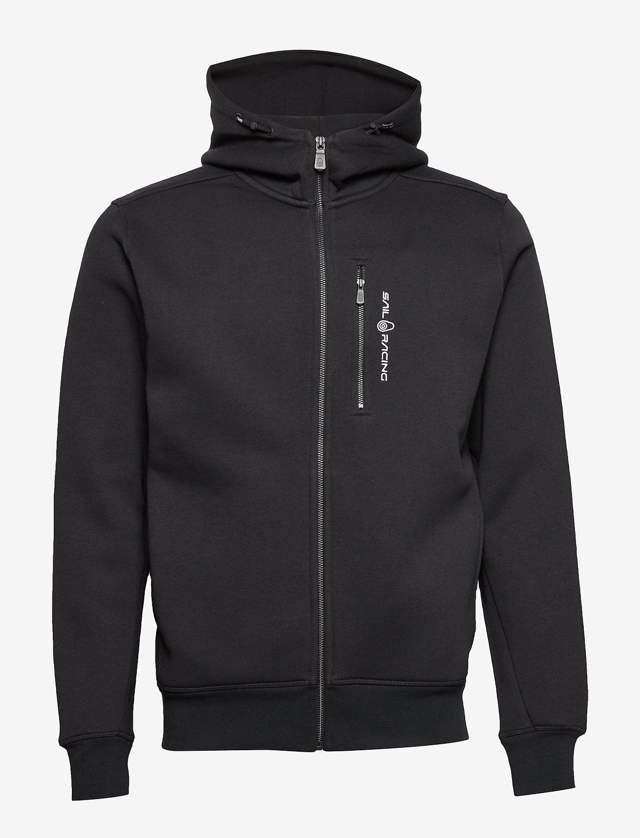 Sail Racing - BOWMAN ZIP HOOD - hoodies - carbon - 0