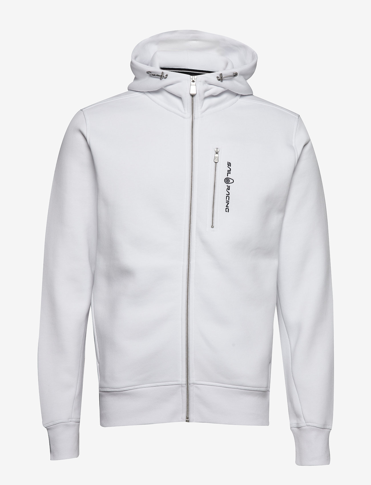 Sail Racing - BOWMAN ZIP HOOD - hoodies - white - 0