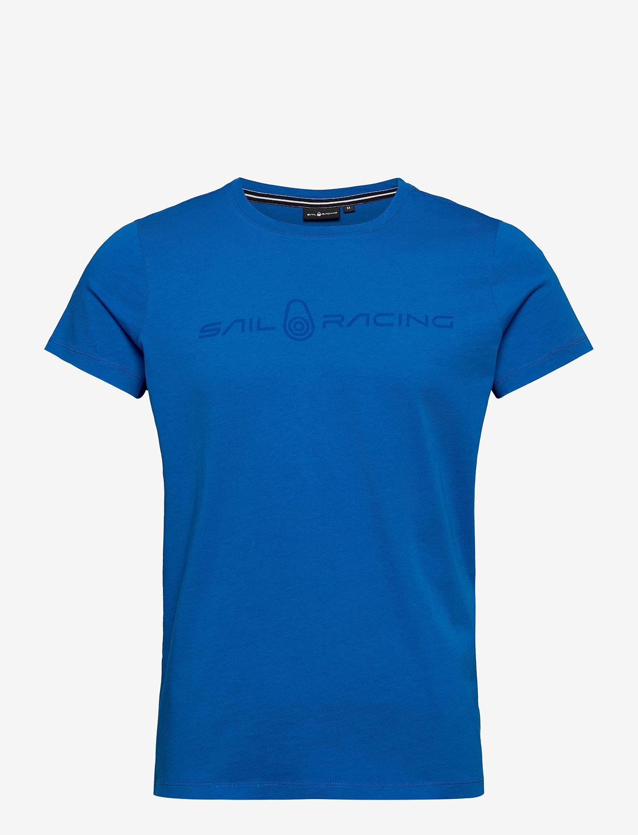 Sail Racing - BOWMAN TEE - sports tops - bright blue - 0