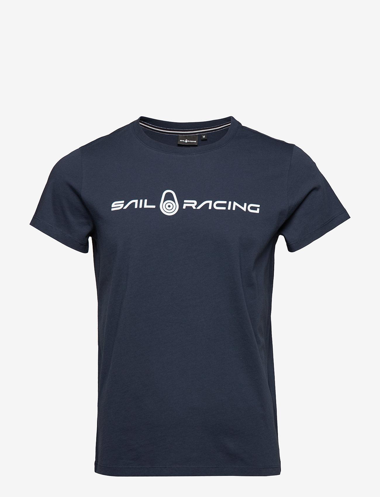 Sail Racing - BOWMAN TEE - sports tops - navy - 0