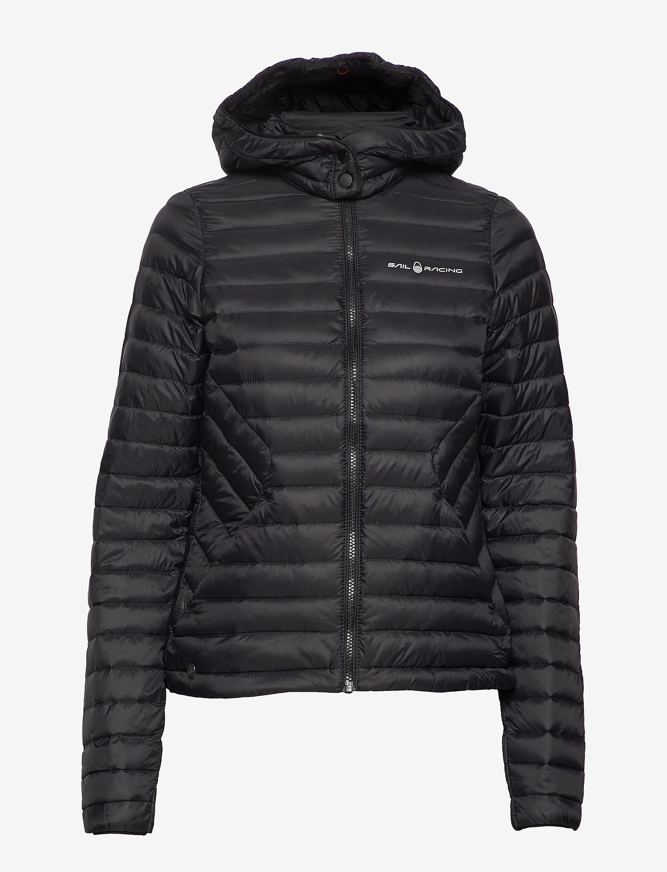 Sail Racing - W LINK DOWN JACKET - sports jackets - carbon - 1