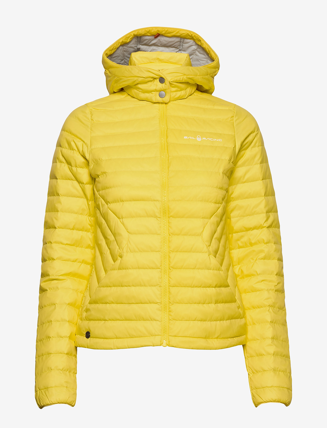 Sail Racing - W LINK DOWN JACKET - sports jackets - light yellow - 1