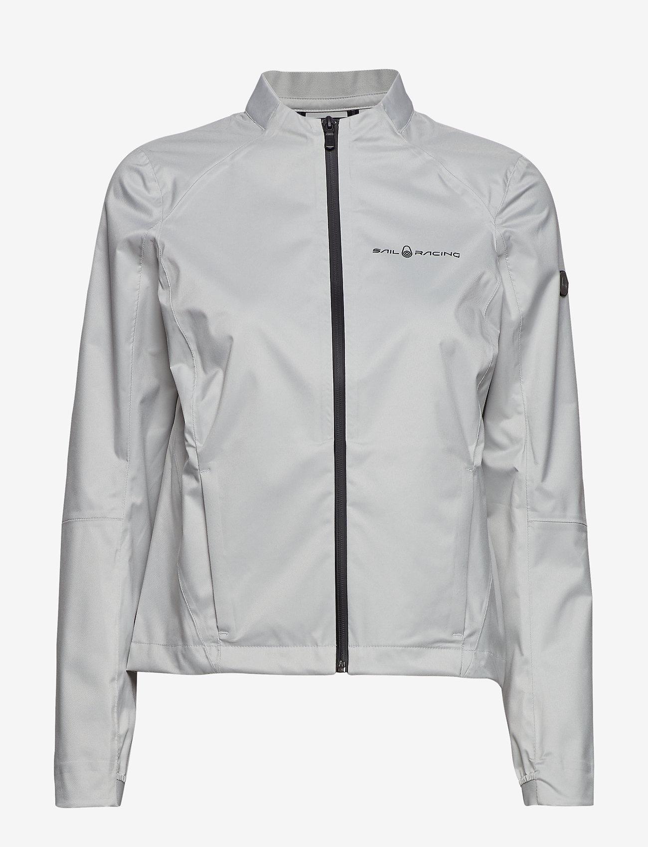 Sail Racing - W GALE TECHNICAL JACKET - outdoor & rain jackets - glacier grey - 0