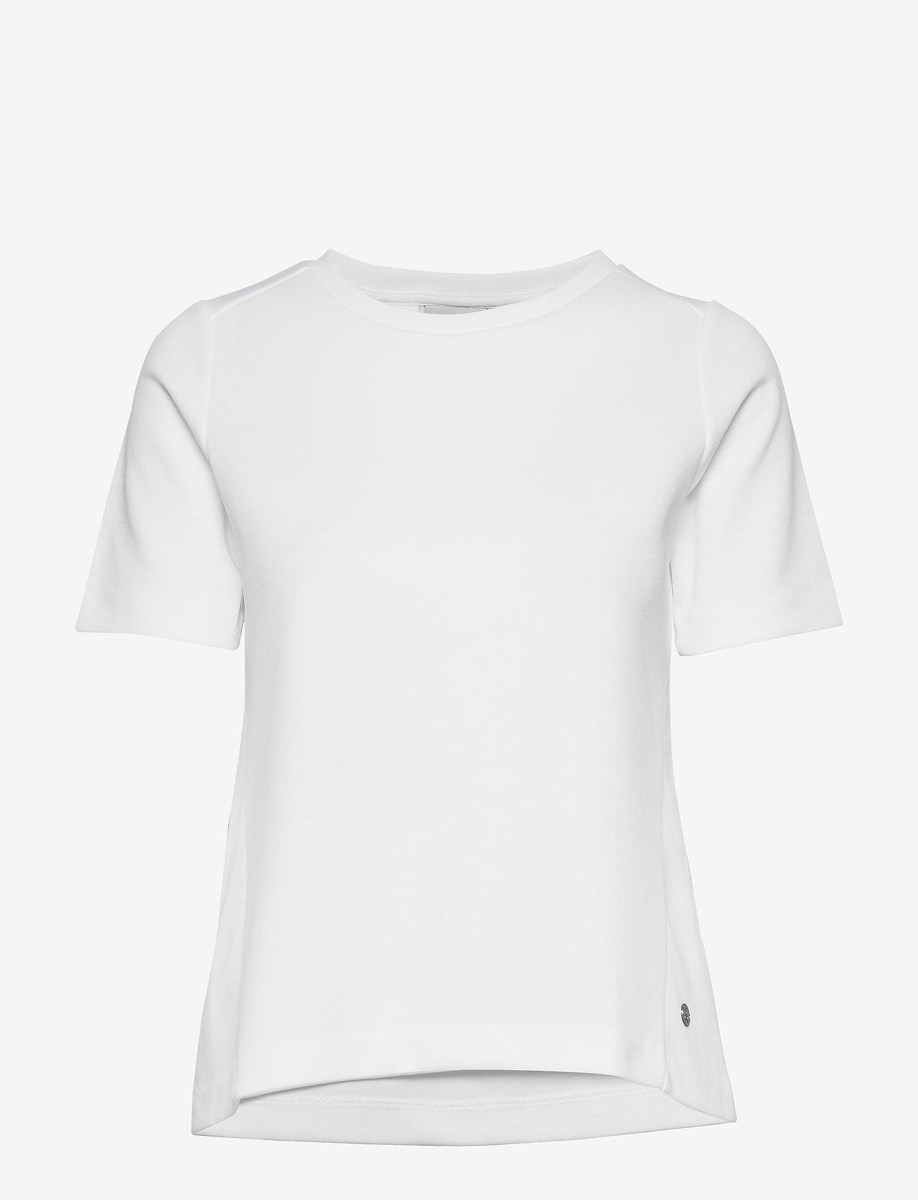 Sail Racing - W RACE SS CREWNECK - t-shirts - white - 0