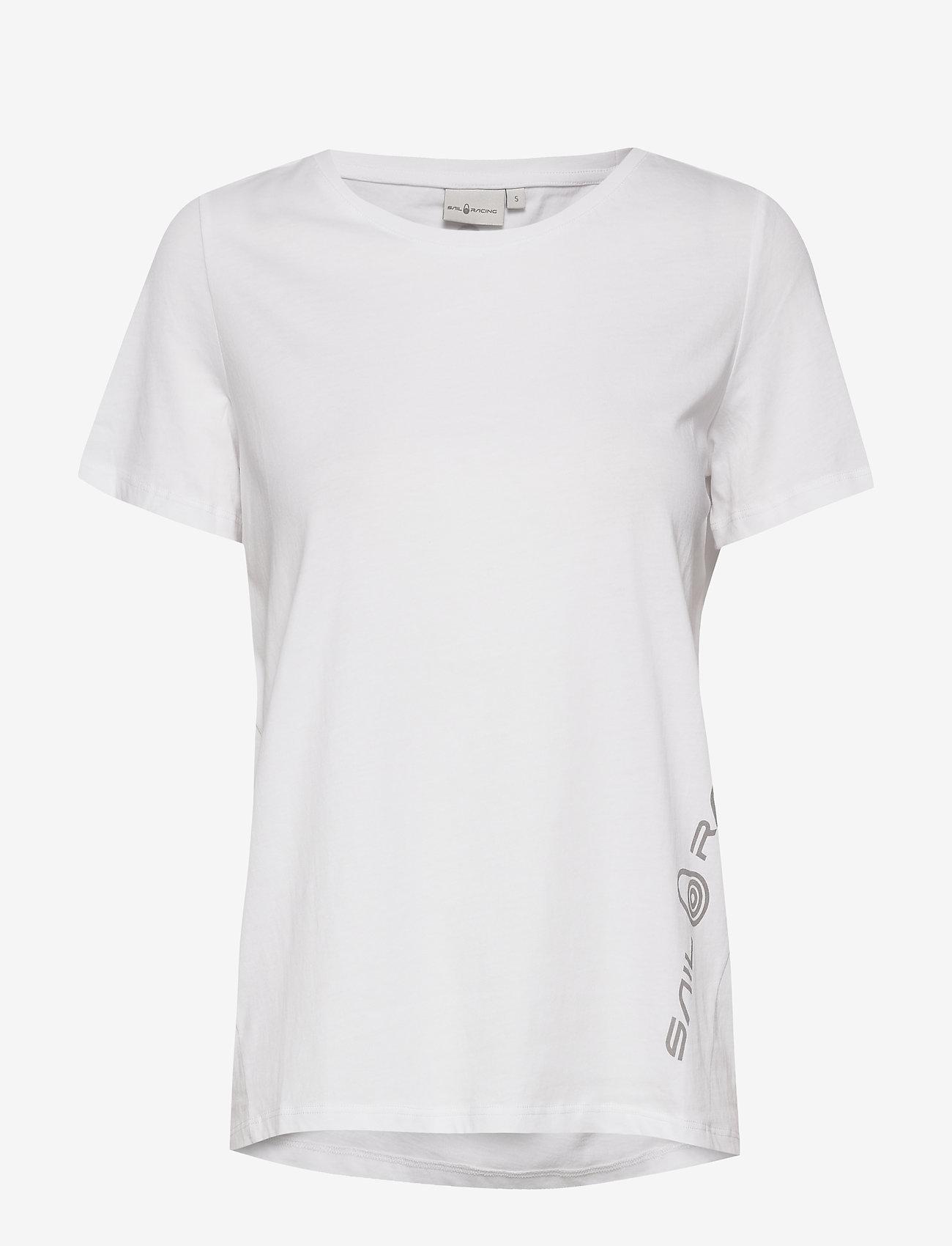 Sail Racing - W GAIL TEE#2 - t-shirts - white - 0