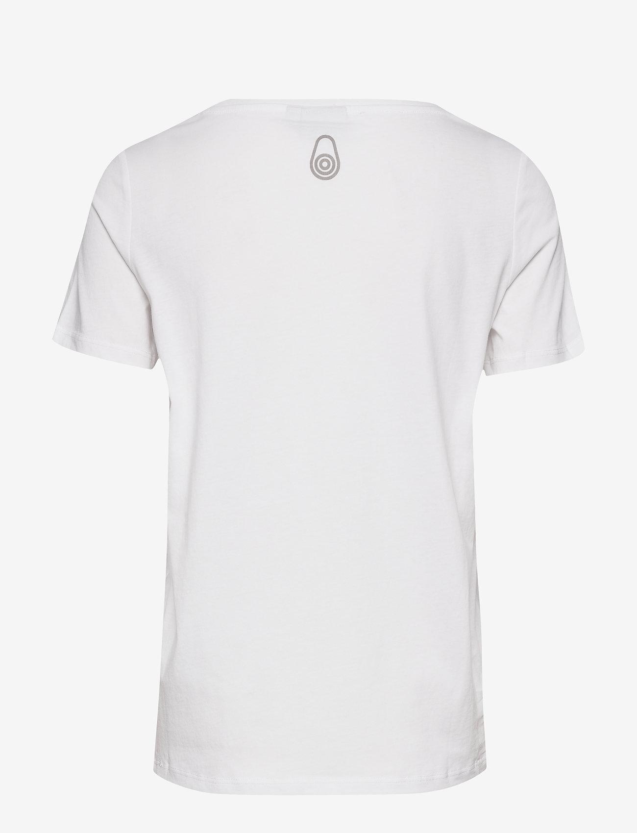 Sail Racing - W GAIL TEE#2 - t-shirts - white - 1