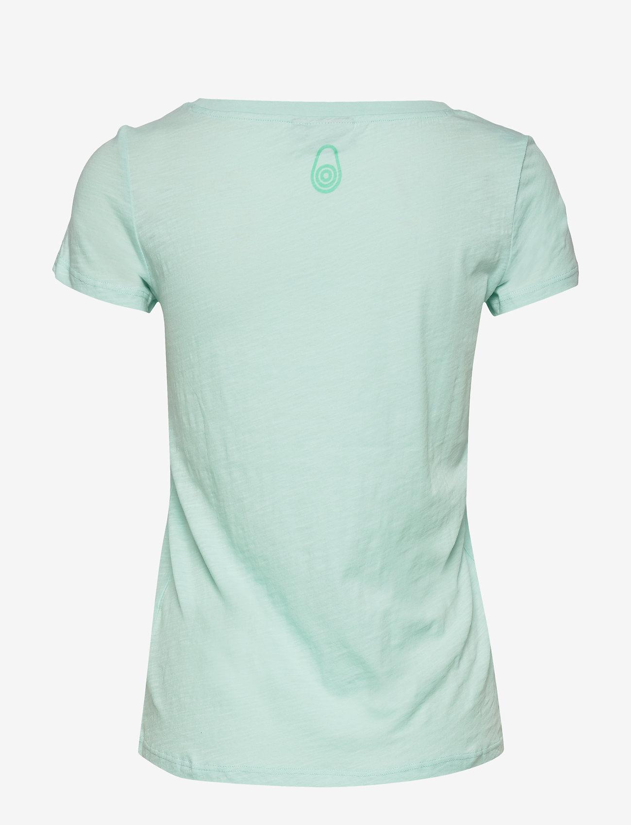 Sail Racing - W GALE TEE - t-shirts - aqua flow - 1
