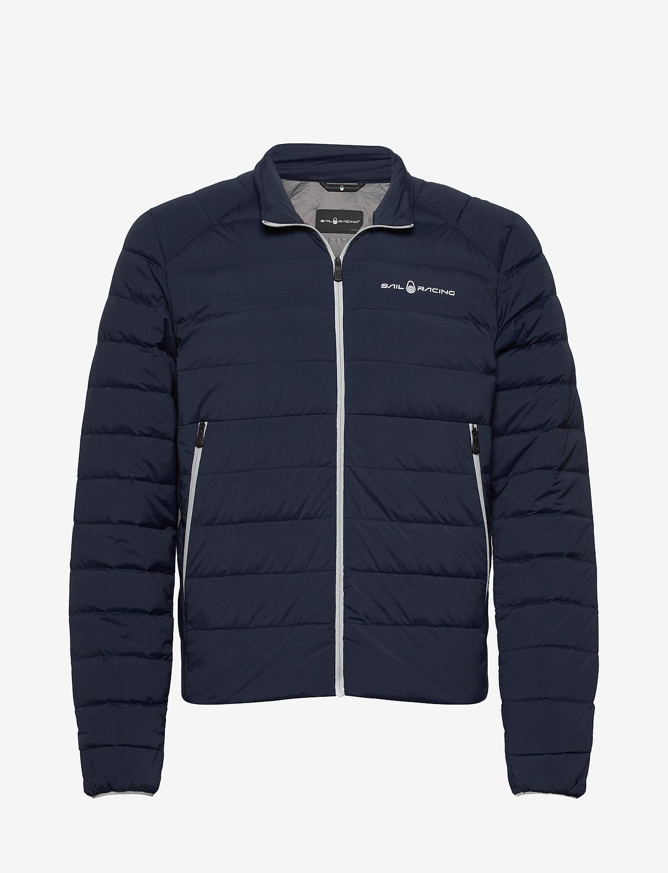 Sail Racing - SPRAY DOWN JACKET - down jackets - navy - 0