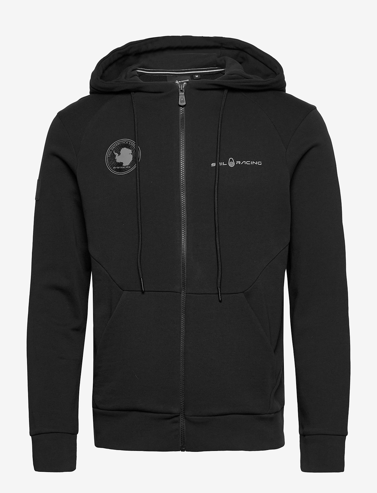 Sail Racing - ANTARCTICA ZIP HOOD - basic sweatshirts - carbon - 0