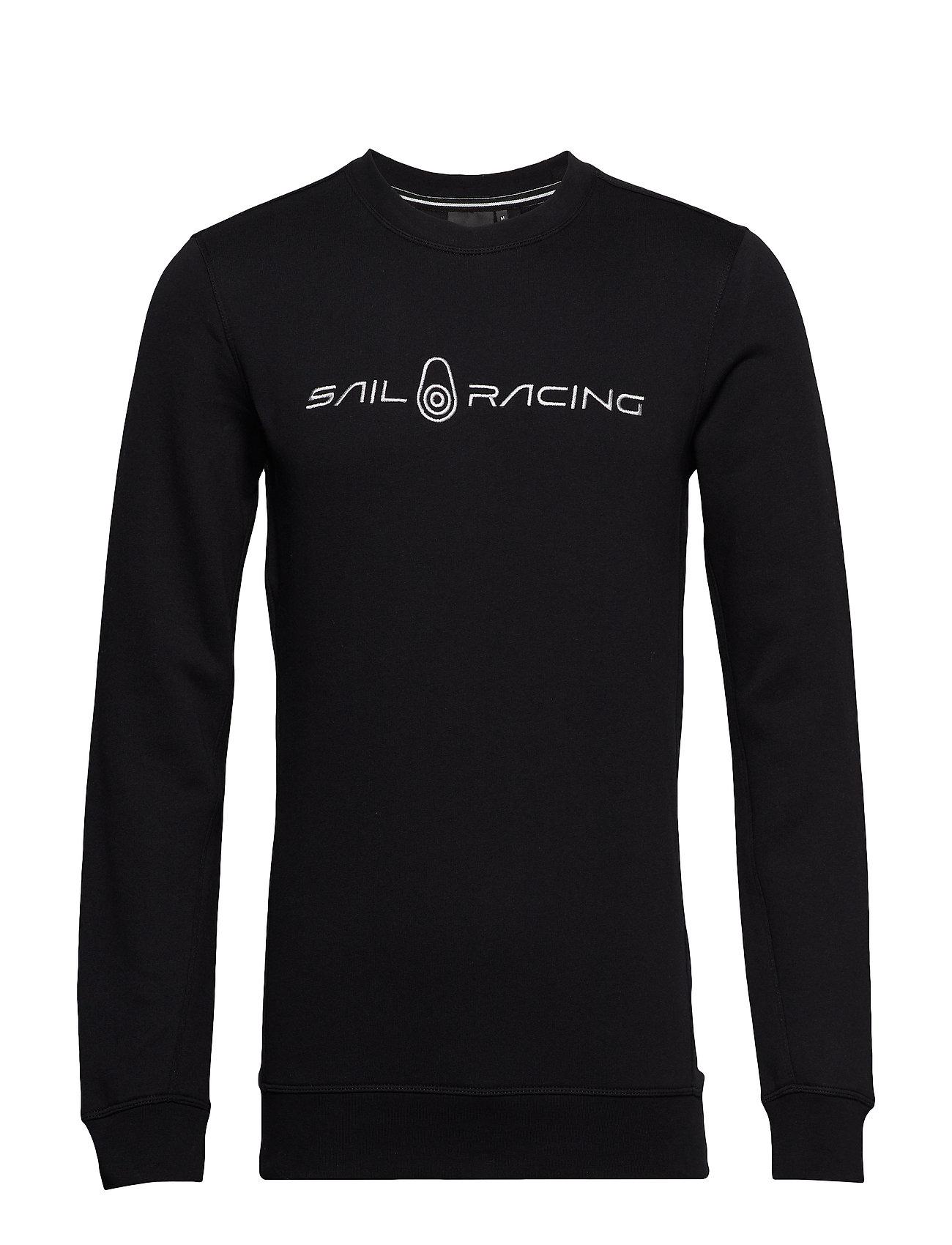 Bowman Sweater Sweatshirt Trøje Sort Sail Racing