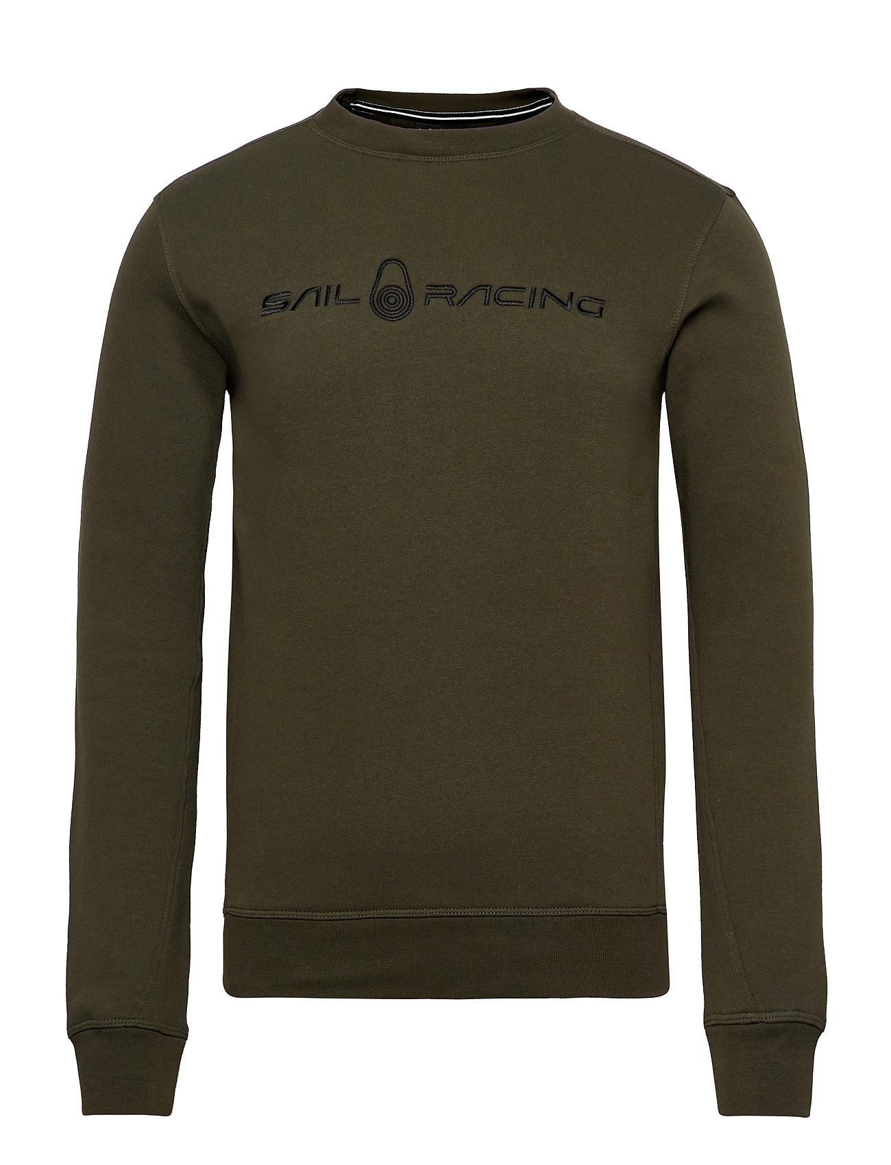 Bowman Sweater Sweatshirt Trøje Grøn Sail Racing