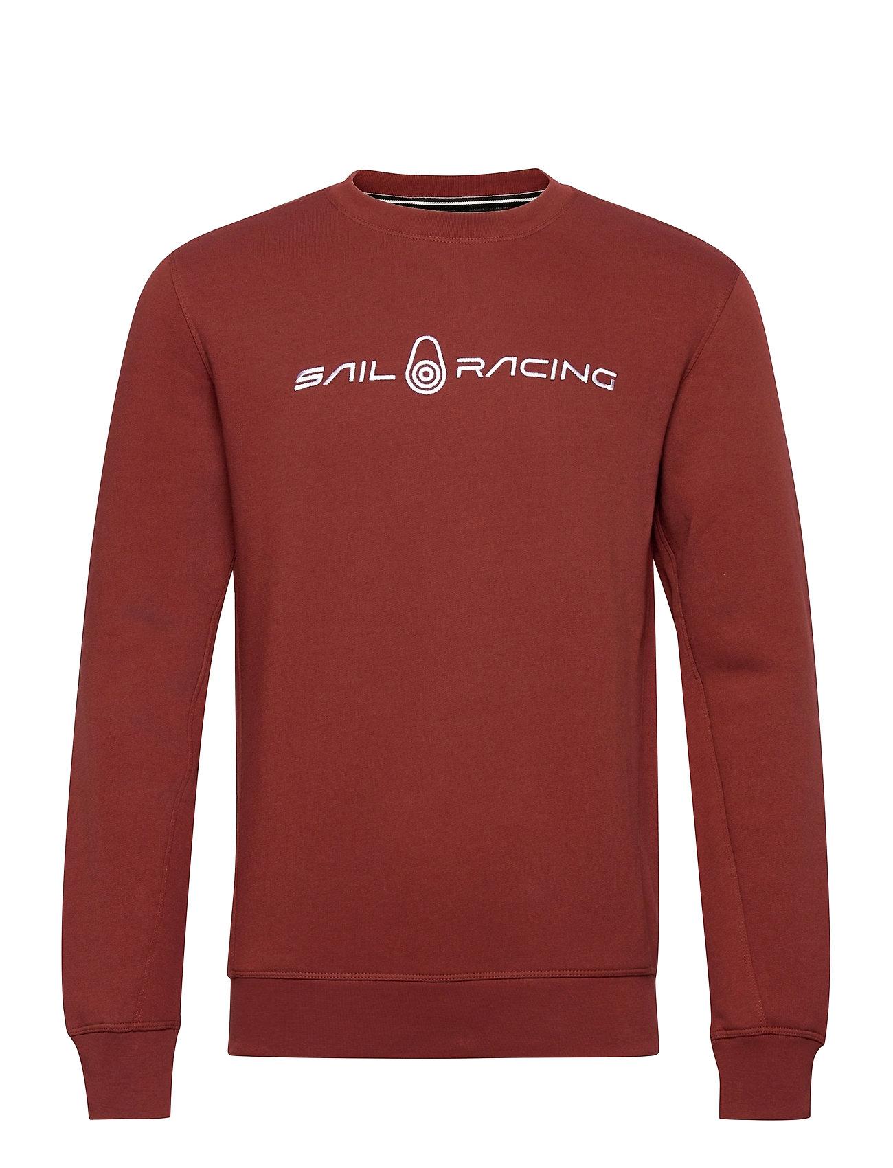 Bowman Sweater Sweatshirt Trøje Rød Sail Racing