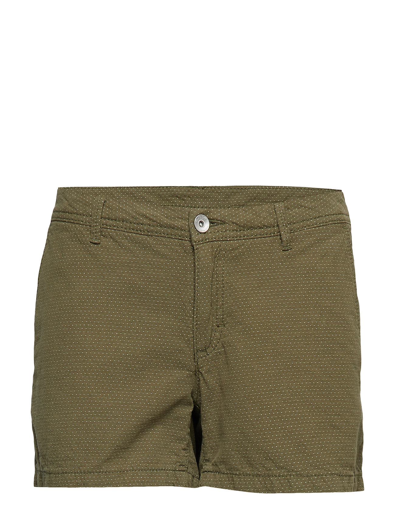 Sail Racing W GALE DOT SHORTS - MILITARY GREEN DOTS