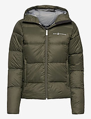 Sail Racing - W GRAVITY DOWN JACKET - sports jackets - forest green - 0