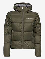 Sail Racing - W GRAVITY DOWN JACKET - sports jackets - forest green - 1