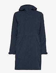 Sail Racing - W LINK COAT - parka coats - navy - 1