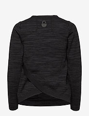 Sail Racing - W RACE STRETCHKNIT SWEATER - longsleeved tops - carbon melange - 1