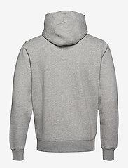 Sail Racing - BOWMAN ZIP HOOD - hoodies - grey mel - 1