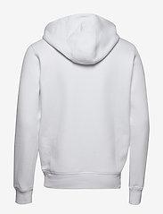 Sail Racing - BOWMAN ZIP HOOD - hoodies - white - 1