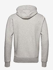 Sail Racing - BOWMAN HOOD - hoodies - grey mel - 1