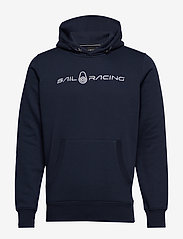 Sail Racing - BOWMAN HOOD - hoodies - navy - 0