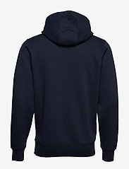 Sail Racing - BOWMAN HOOD - hoodies - navy - 1