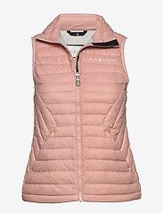 Sail Racing - W LINK DOWN VEST - puffer vests - dusky pink - 0
