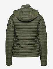 Sail Racing - W LINK DOWN JACKET - sports jackets - forest green - 2