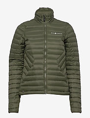 Sail Racing - W LINK DOWN JACKET - sports jackets - forest green - 3