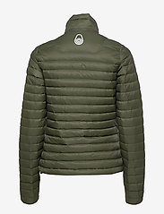 Sail Racing - W LINK DOWN JACKET - sports jackets - forest green - 4