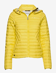 Sail Racing - W LINK DOWN JACKET - sports jackets - light yellow - 0