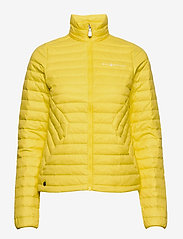 Sail Racing - W LINK DOWN JACKET - sports jackets - light yellow - 2