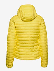 Sail Racing - W LINK DOWN JACKET - sports jackets - light yellow - 3