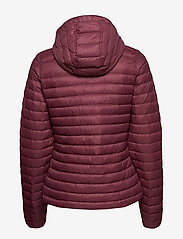 Sail Racing - W LINK DOWN JACKET - sports jackets - maroon - 3