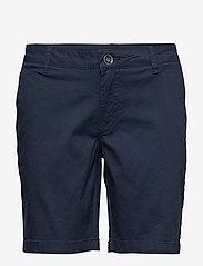 Sail Racing - W GALE CHINO SHORTS - chino shorts - navy - 0