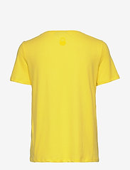 Sail Racing - W GAIL TEE#2 - t-shirts - light yellow - 1